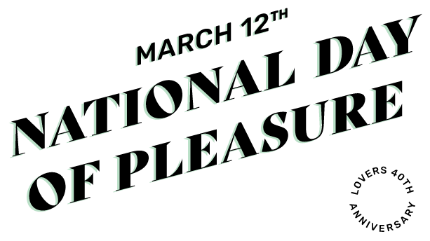 National Day of Pleasure March 12th