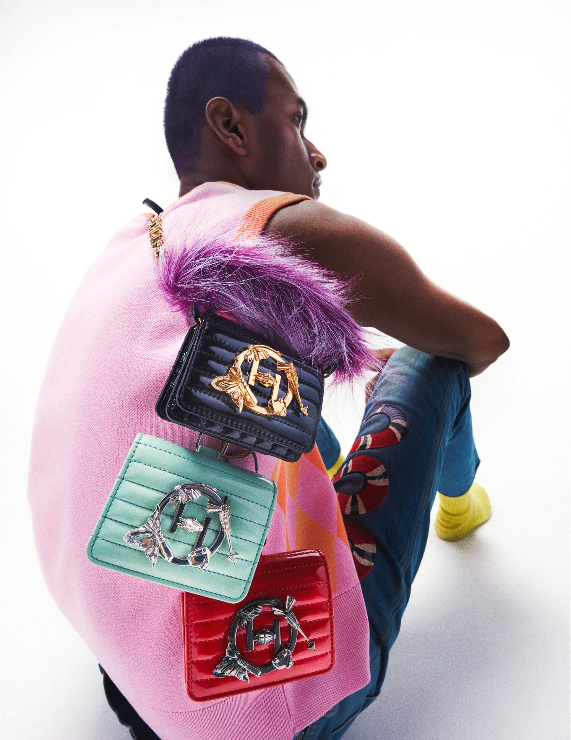 OH V Furbie by Outhouse Jewellery