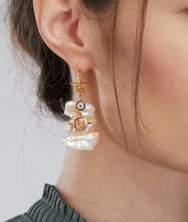 Pearl Earrings For Women