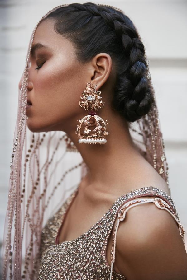 Indian Bridal Earrings