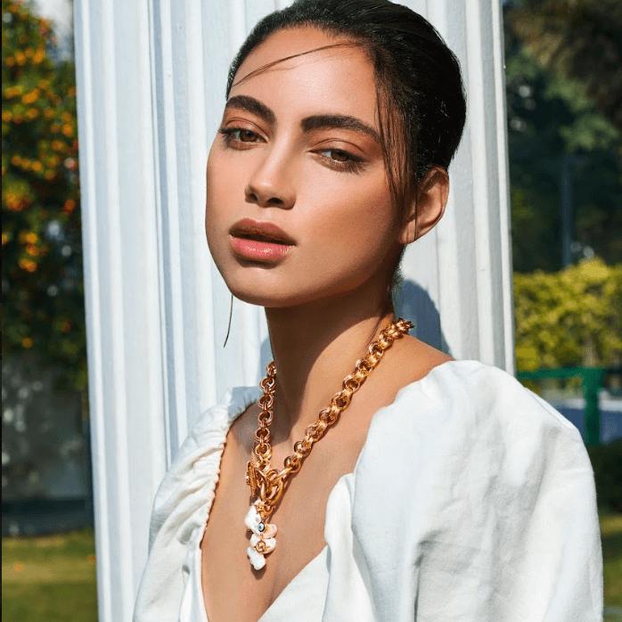 Pearls des Céleste Necklace