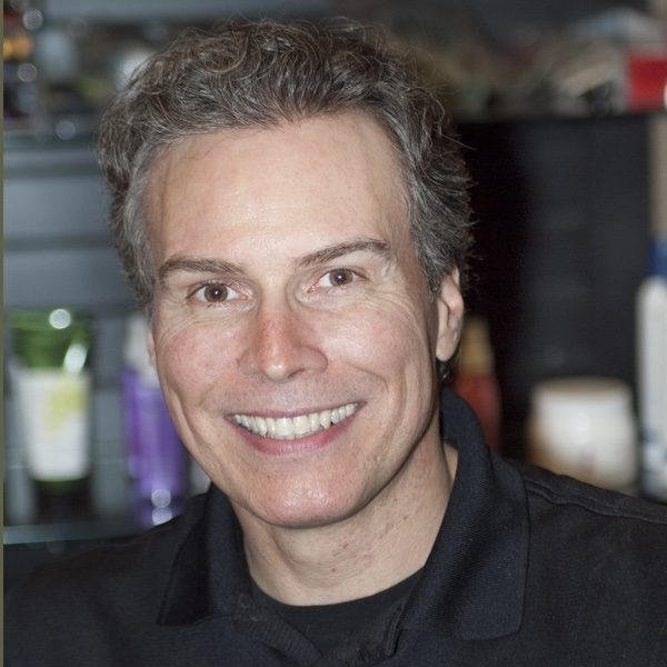 Image of hair stylist Doug Stone