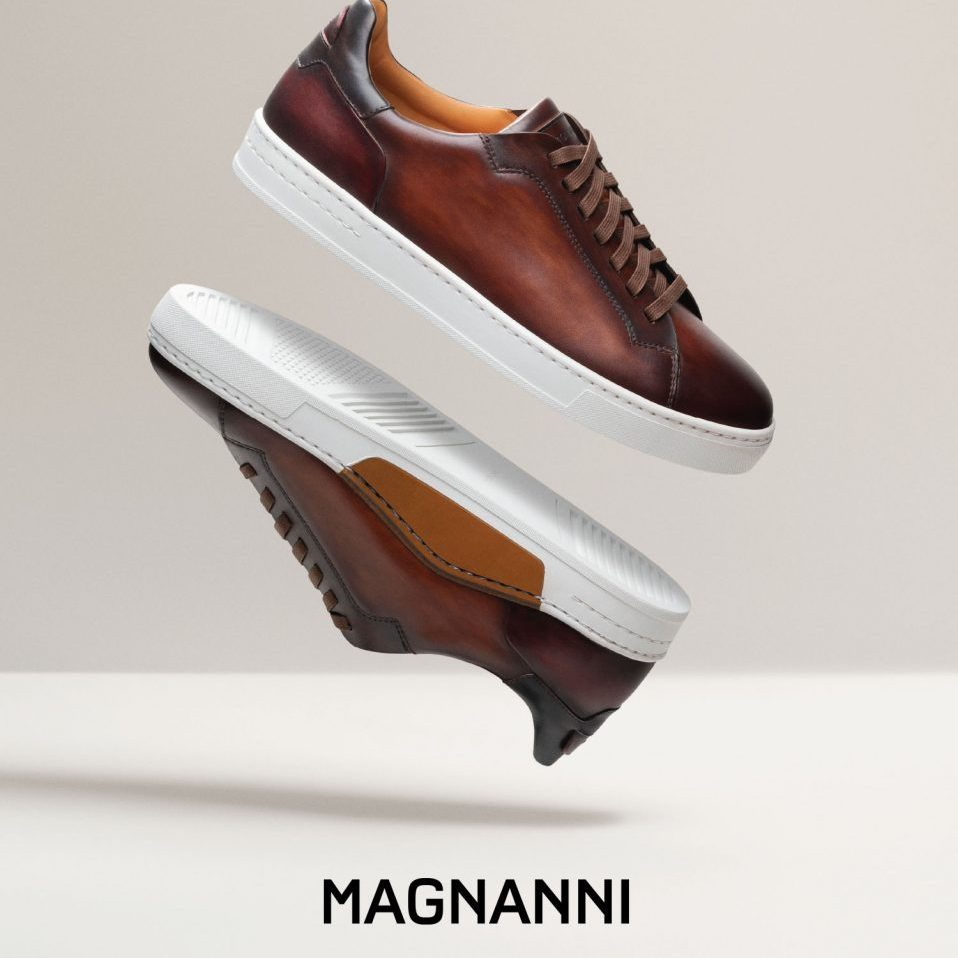 Image of Magnani Sneakers floating